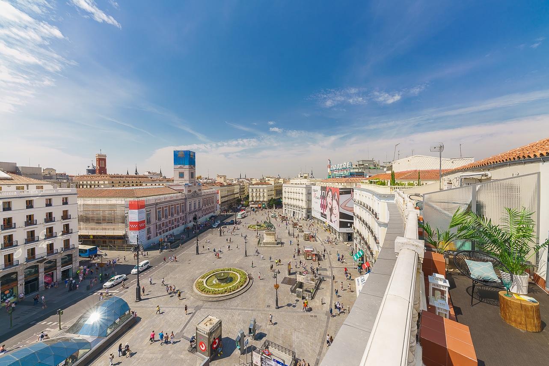 Puerta Del Sol Ii Apartamento De Lujo Para 4